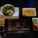 meat trilogy (alpaca, beef, lamb)