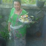 Ayu and the morning offerings