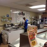 All kinds of fresh HOME COOKIN, & Ice Cream, your way !!