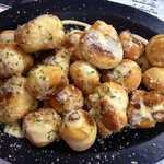 Garlic Knots Appetizer