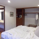 Bedroom (untidy)