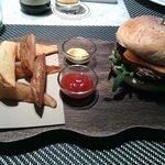 Burger el diablo