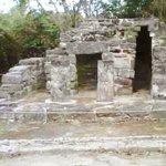 Ruins at San Gervasio