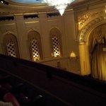 Inside the Opera house
