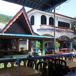 Salang Indah resort