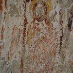 Degraded cave art