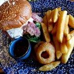 Wetherspoon's - burger