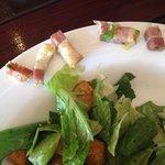 Just don't get the Caesar salad