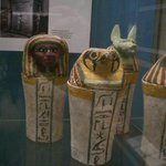 Egyptian Funeral Jars