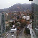 Vista desde piso 17