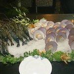 BBQ seafood buffet 1