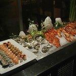 BBQ seafood buffet 2
