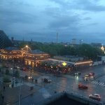 tivoli park from my room