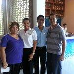 Us with Nitichai & Julienne L