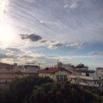 Вид с балкона, номер 62;)