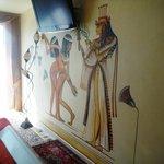 Suite artistique Egypte au Schloss-Hotel