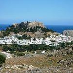 Линдос и Акрополь
