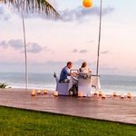 honeymooners at breeze