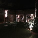 Evening at las Lomas