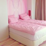 Pink sheets, childhood dream :)