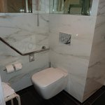 Disabled access room bathroom