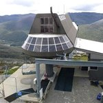 Eagles Nest Restaurant at 1937 m elevation - above Thredbo Village