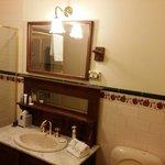 Bathroom...cosy & big