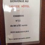 Photo de Savoie Hotel