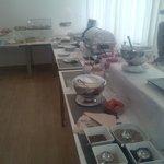 Nuova sala colazione