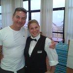Tania Mateos - Restaurant Staff