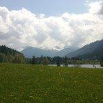 Schwarzsee Lake