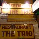 The Trio restaurant