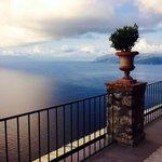 Squarcio di vista dalla terrazza panoramica