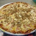 un ejemplo de la maestría pizzera