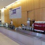 Wellcome Collection - Benugo Cafe