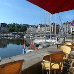 The lovely town of honfleur