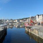 Honfleur Harbour