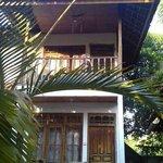 The House - nice balcony