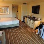 Standard Zimmer King Bett