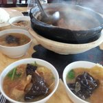 Herbal mutton stew which herbal taste is just right