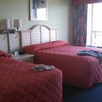 Two Queen Ocean Front Room