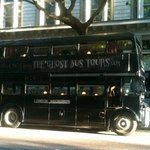 The London Ghost Bus