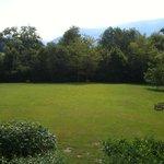 Le parc de 2 hectares !