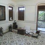 Ghandi's room