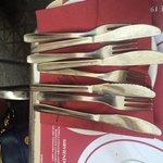 Forks for the desert