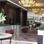 Washington Court Hotel Lobby