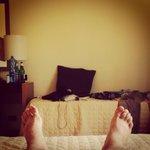room 107.
