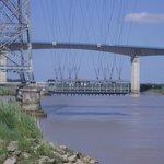 Rochefort transporter bridge