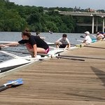 Summer Learn to Row Camp at TRC