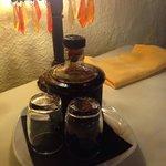 Licor de café casero, exquisito
